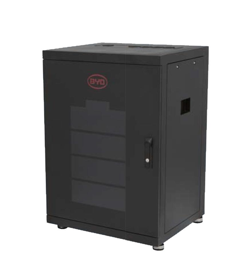 BYD – Batería B-Box LV