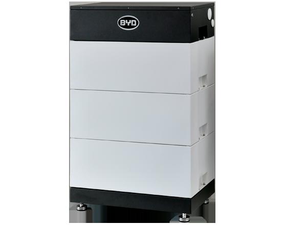 BYD – Bateria B-Box LV