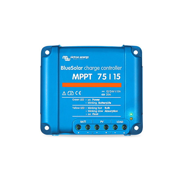 VICTRON-BlueSolar-MPPT-75-10
