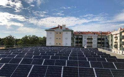 ¡Nueva instalación fotovoltaica en Portugal!