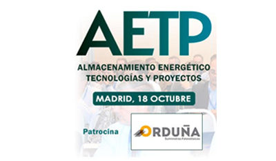 Conferência AETP2018. Armazenamento de Energia, Tecnologias e Projetos