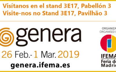 GENERA 2019 / 26 de febrero – 1 marzo