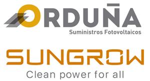 Suministros Orduña y Sungrow inician en 2019 una nueva colaboración
