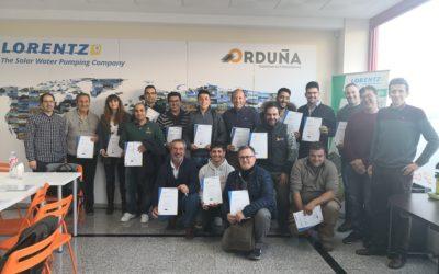 II Curso de Certificación LORENTZ 2019