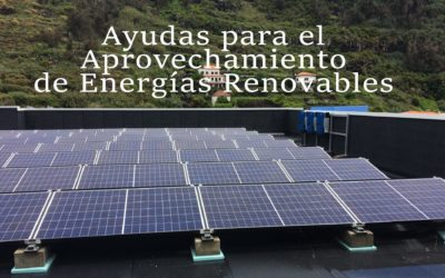 Ajudas para o uso de energia renovável em Castilla La Mancha