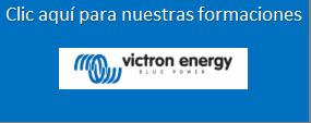 Formaciones Victron Energy