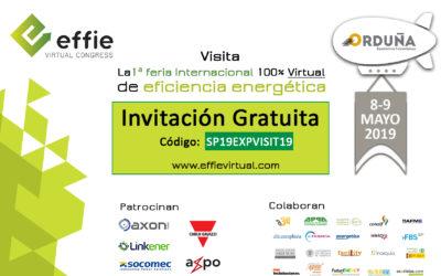 Estaremos en la 1ª Edición de Effie Virtual Congress