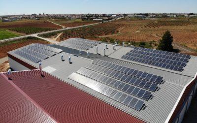 Albacete tem uma nova instalação de 100kW