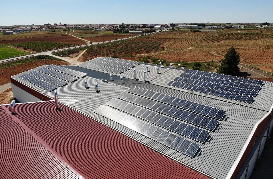 Albacete cuenta con una nueva instalación de 100kW