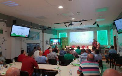 Conferências técnicas com Feníe Energía