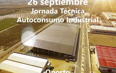 Conferência sobre Autoconsumo Industrial