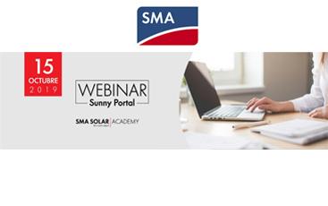 Webminario SMA: Sunny Portal