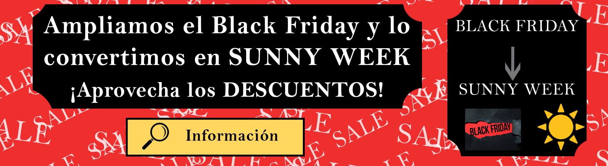Black Friday Suministros orduña