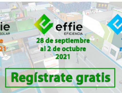 Suministros Orduña en EFFIE Solar y Eficiencia 2021