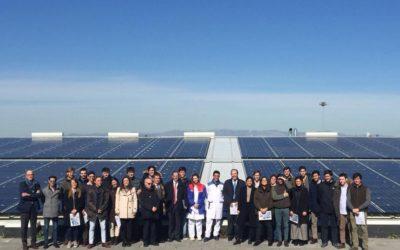 Jornada com os alunos do Mestrado em Engenharia da Universidade de Navarra
