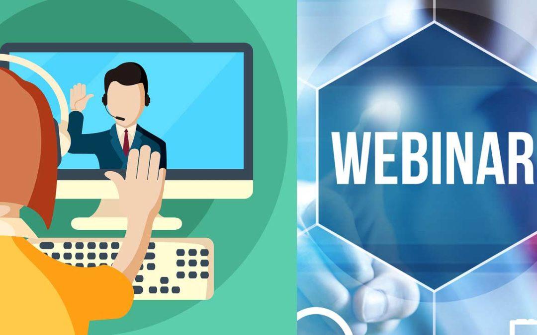 ¡Hora de aprender!         Nuevo Webinar con el fabricante SMA