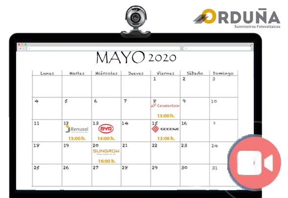 Protegido: Calendario de webminarios Suministros Orduña en Mayo