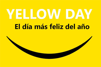 Yellow Day: o dia mais feliz do ano