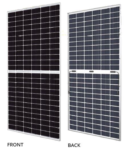 CANADIAN SOLAR – BiHiKu 420-445 W 144 Células Mono