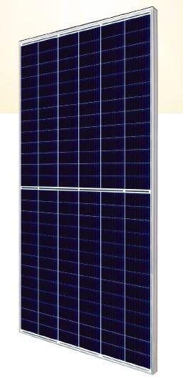 CANADIAN SOLAR – HiKu5 440-485 W 156 Células Poly