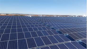 Autoconsumo fotovoltaico: nueva instalación de 800kW en Castilla La Mancha. Proyecto en 3 fases.