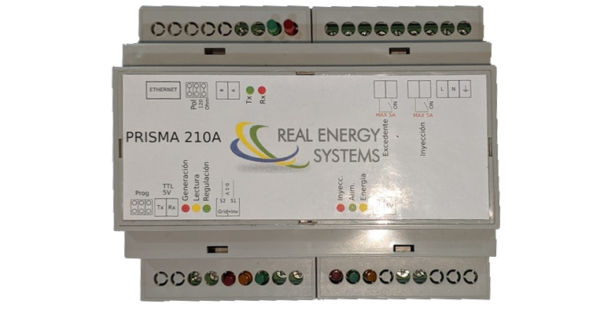 REAL ENERGY SYSTEMS – Kit Prisma 210A