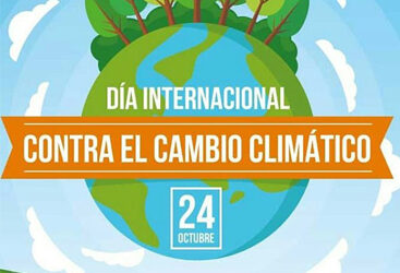 Día internacional contra el cambio climático. Desplazamientos sostenibles
