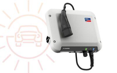 SMA EV CHARGER: El cargador de vehículo eléctrico de SMA