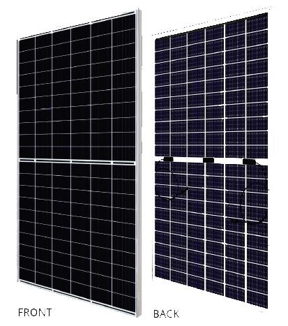 CANADIAN SOLAR – BiHiKu7 570-595 W 120 Células Mono