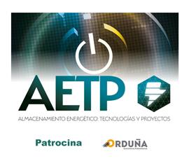 Almacenamiento Energético: Tecnologías y Proyectos. Jornada AETP 2020
