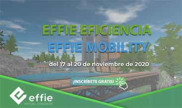 Suministros Orduña na EFFIE Eficiência e Mobilidade 2020