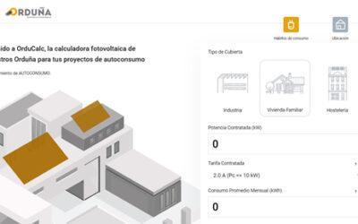 ORDUCALC: a calculadora fotovoltaica para seus projetos de autoconsumo