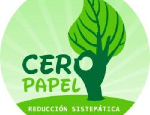 Zero papeis na Suministros Orduña: um gesto pelo meio ambiente