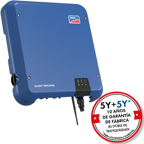 MA Sunny Tripower 3.0-4.0-5.0-6.0. STP + garantía 5+5