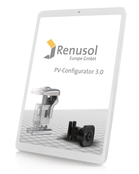 configurador PV 3.0 Renusol