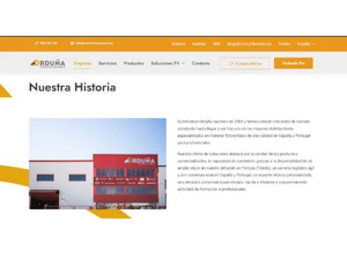Estreiamos site otimizado para profissionais do setor