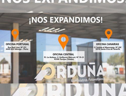 Suministros Orduña abre una nueva delegación en Canarias