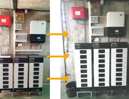 Instalación fotovoltaica escalable en vivienda unifamiliar: ¡Ahora también con cargador de vehículo eléctrico!