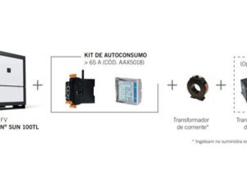 Soluciones Ingeteam para autoconsumos con medida en AltaTensión y para paneles de célula de 210 mm: 3Play 100 TL