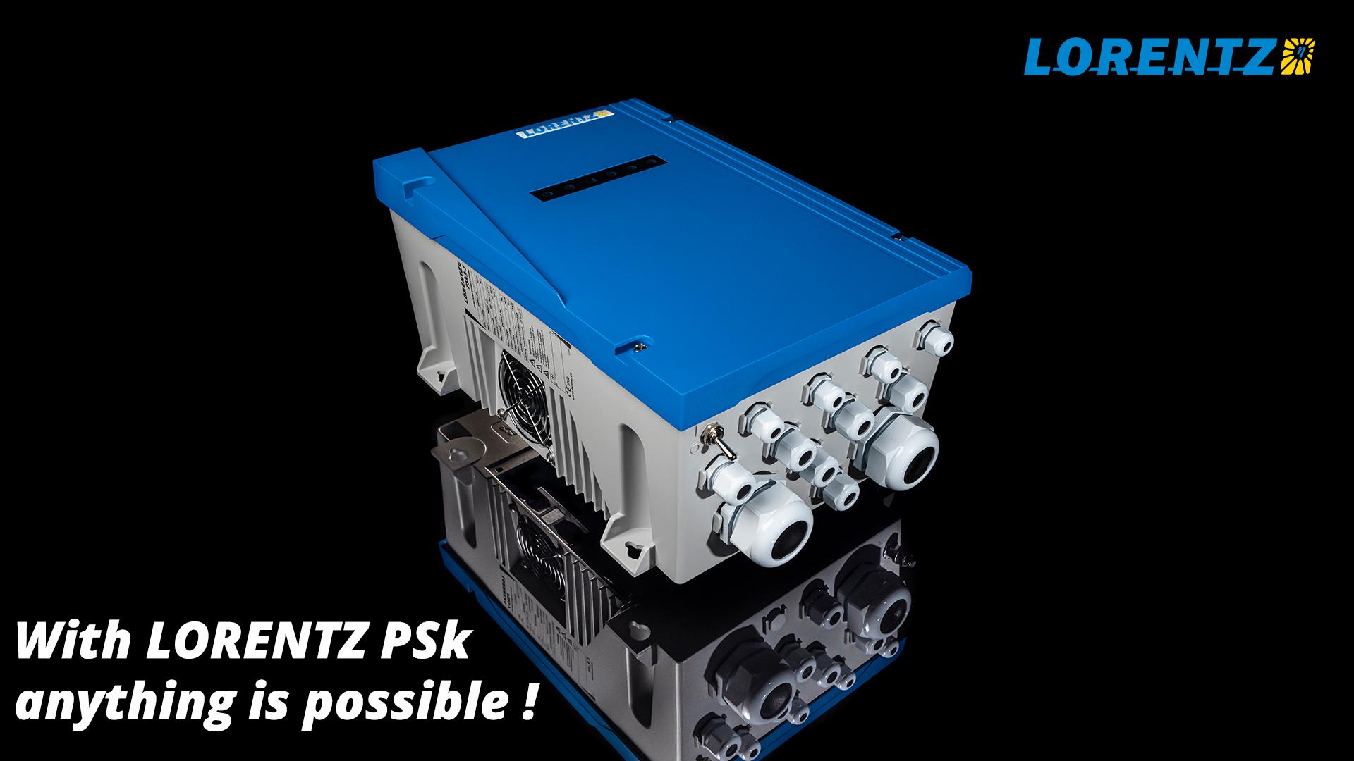 psk3 lorentz
