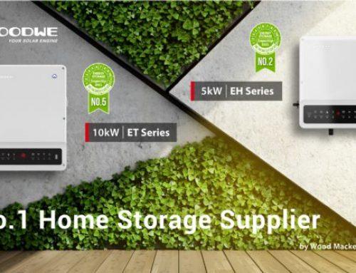 GoodWe sigue demostrando su calidad y eficiencia