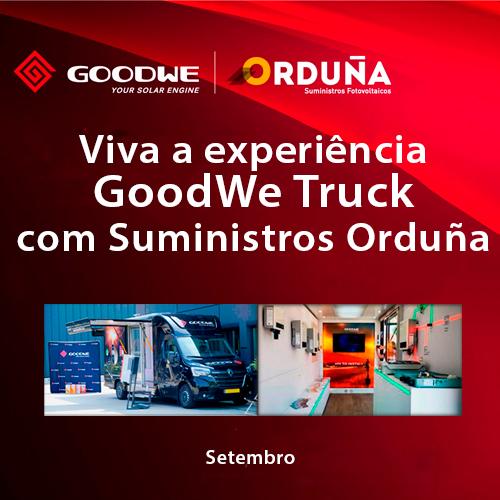 GoodWe truck pt