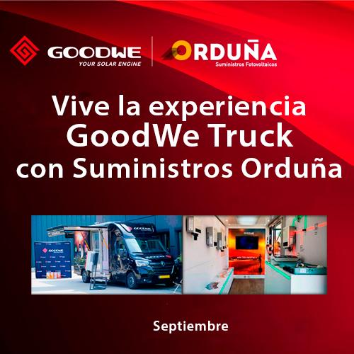 GoodWe truck