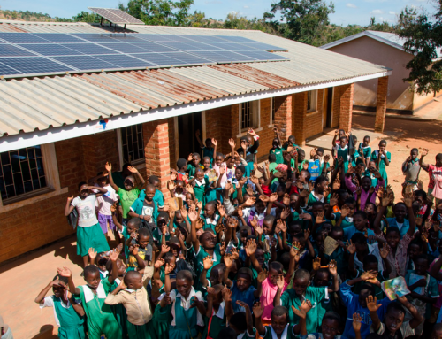 Una escuela en Malawi con energía limpia gracias a la ONG Zikomo Africa e Ingeteam