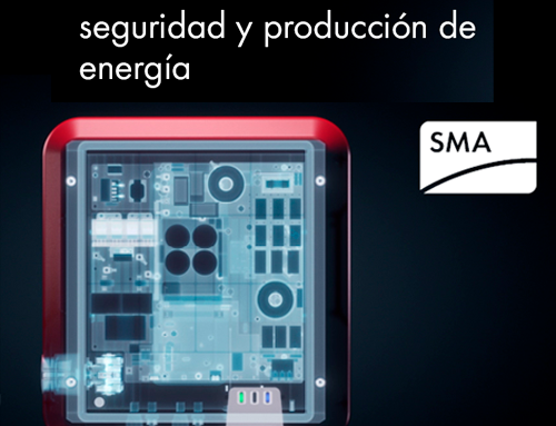 ShadeFix SMA, lleva al siguiente nivel la optimización del rendimiento fotovoltaico