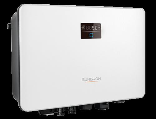 Sungrow lanza el inversor monofásico SGRS. Inversores residenciales