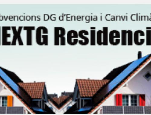 Convocatoria de subvenciones NextGen para instalaciones de autoconsumo. Illes Balears RD 477/2021
