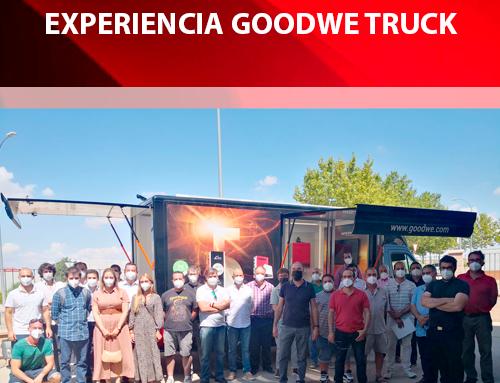GoodWe Truck, la experiencia vivida por los profesionales, en Suministros Orduña