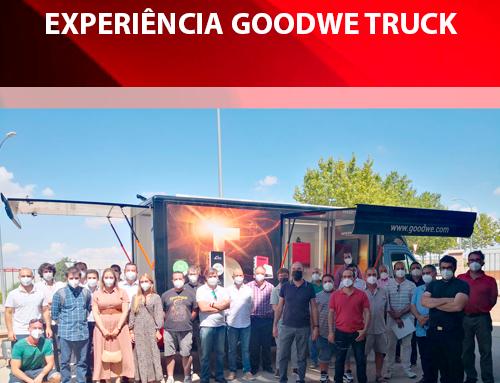 GoodWe Truck, a experiência vivida por profissionais, na Suministros Orduña