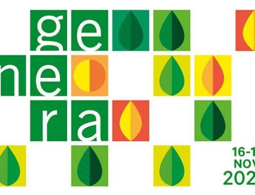 GENERA 2021: 16 a 18 de novembro